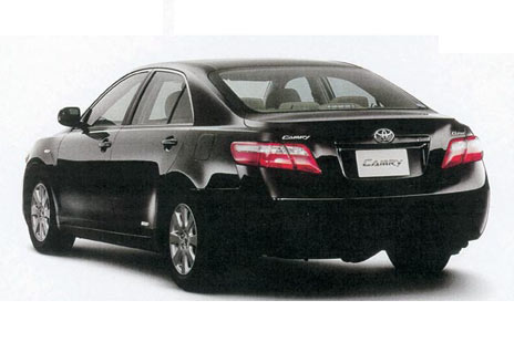 New Car Toyota Camry